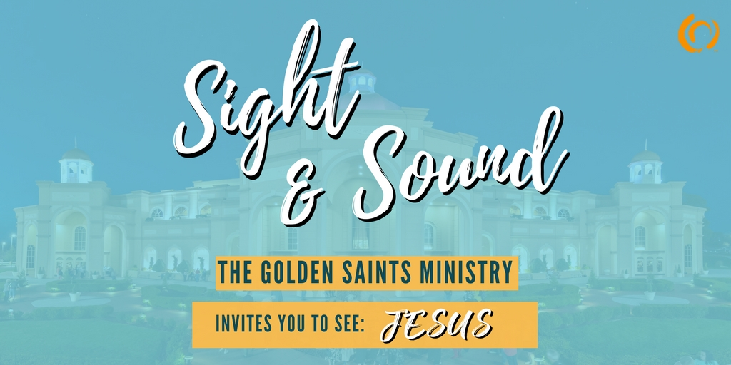 Golden Saints Trip to Sight & Sound - *NEW DATE* AUGUST 8TH